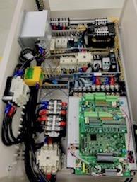 控制变频柜装配