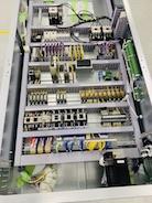 变频控制柜装配